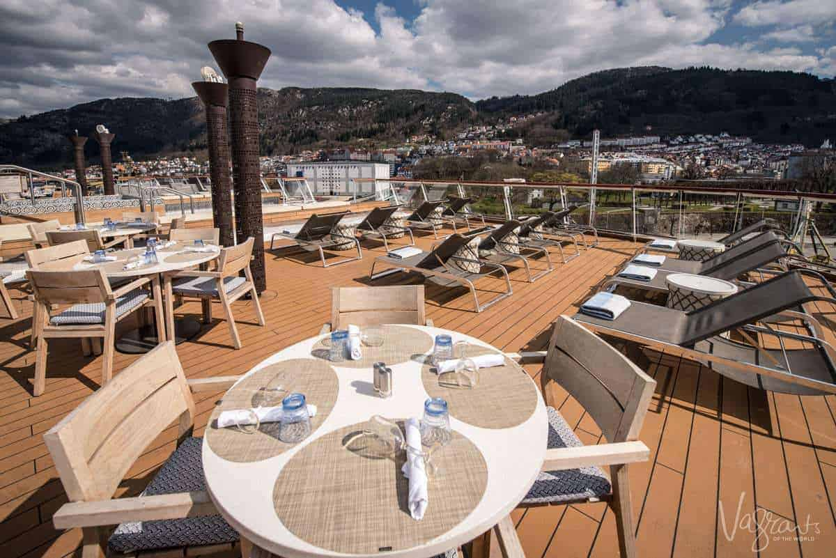 Viking Ocean Cruises - Viking Sea Aquavit Terrace