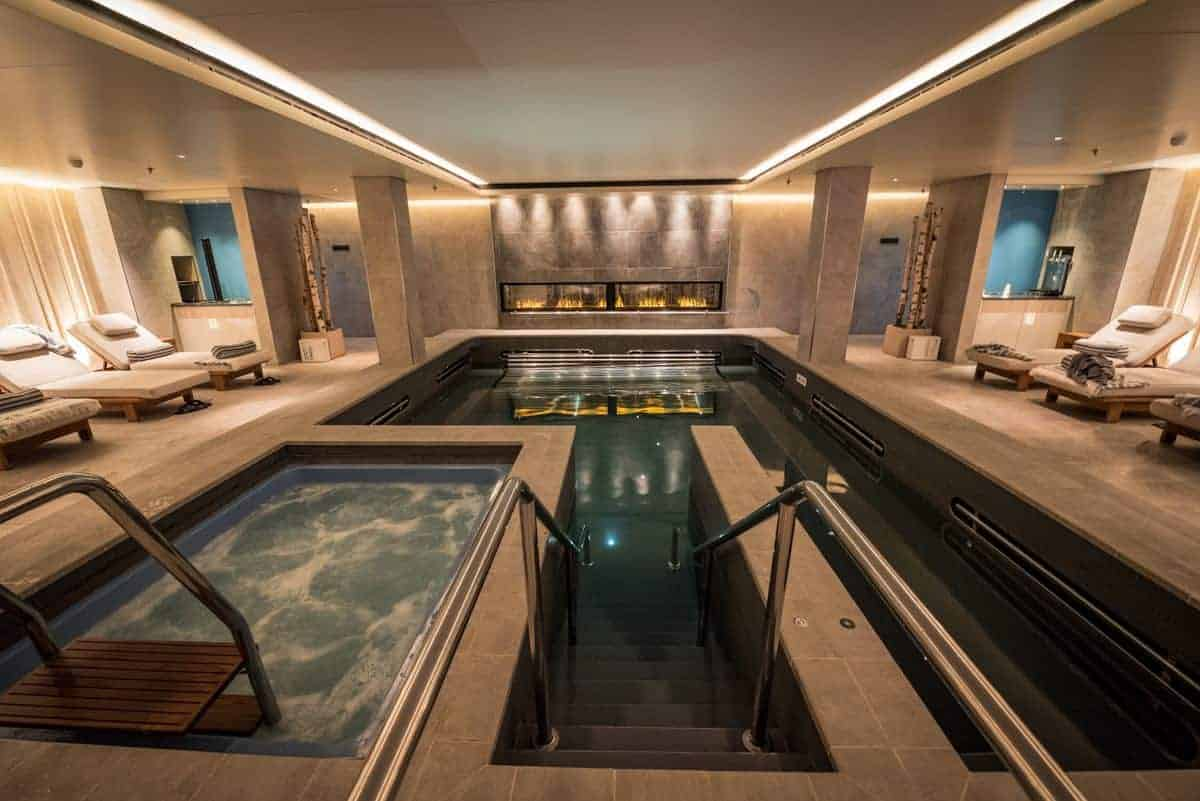 Viking Ocean cruises - Viking Sea Day Spa