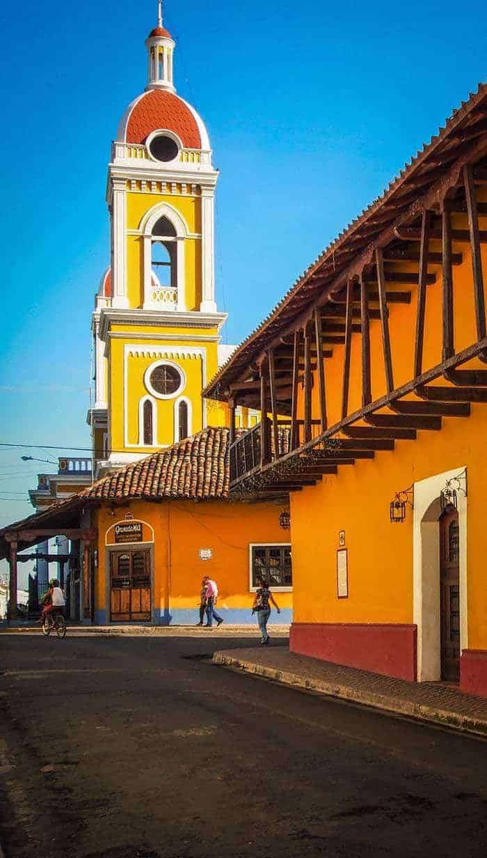 Find out the best things to do in Granada Nicaragua