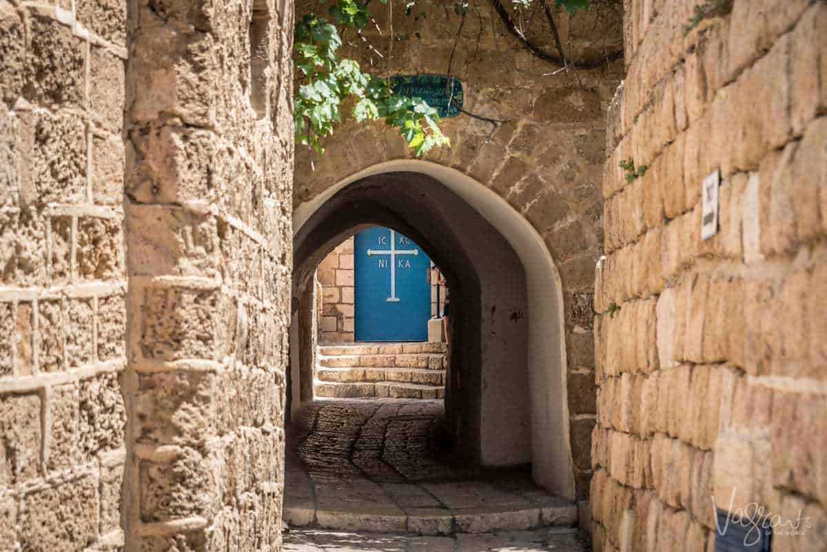 Israel Tours - Old Town Jaffa Israel