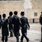 Israel Tours - morning Payer, Western Wall, Jerusalem