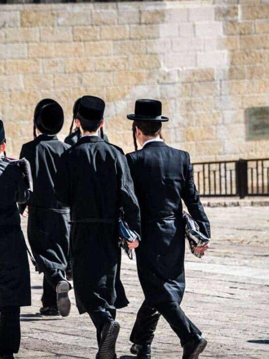 Israel Tours - morning Payer, Western Wall, Jerusalem