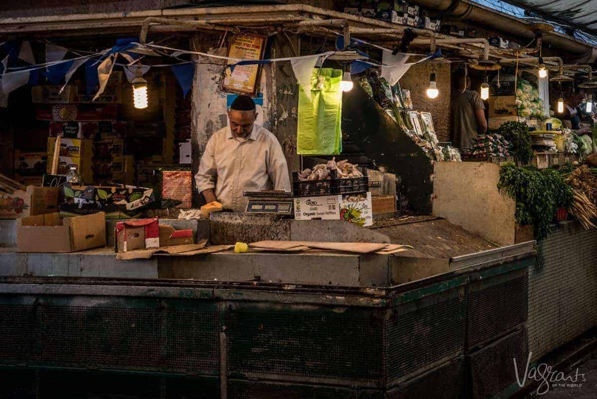 Things to do in Israel - Machane Yehuda market