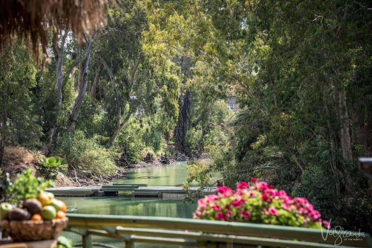 Israel Tours - Jordan River Israel