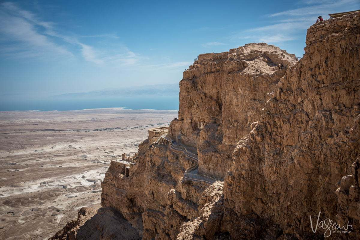 Small Group Tours of Israel - Masada and Dead Sea