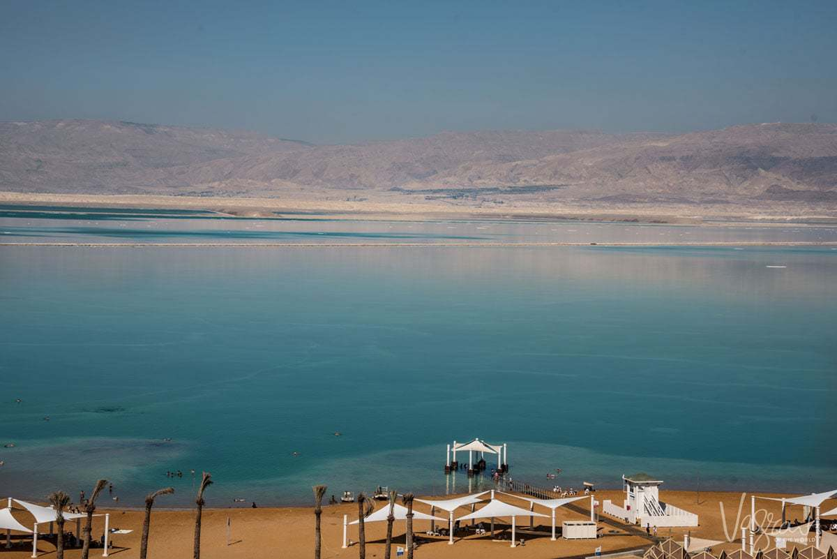 Small Group Tours of Israel-The Dead Sea Israel