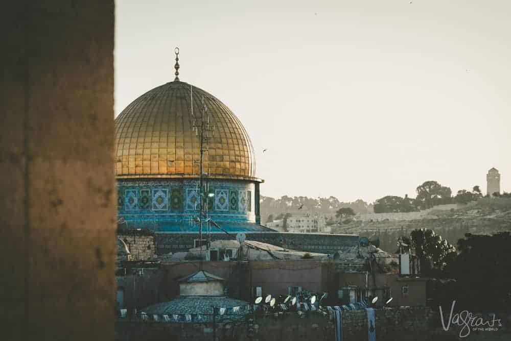 Unique things to do in Israel- Dome of the Rock, Jerusalem