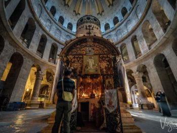 Places to visit in Israel - Church of the Holy Sepulchre