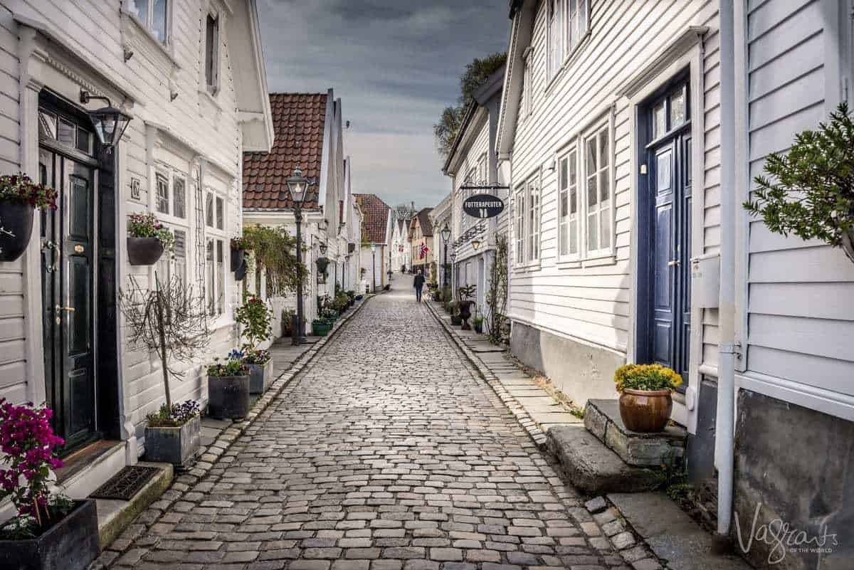 Viking Homelands Cruise - Stavanger Norway
