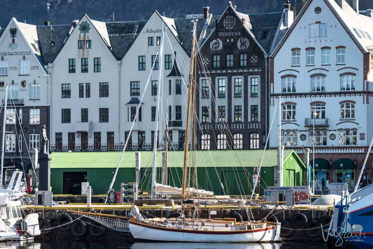 Viking Homelands Cruise - Bergen Norway