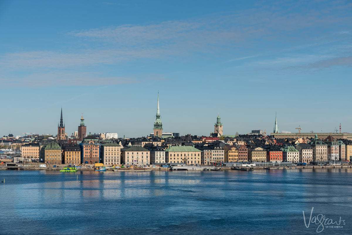 Viking Homelands Cruise - Stockholm Sweden