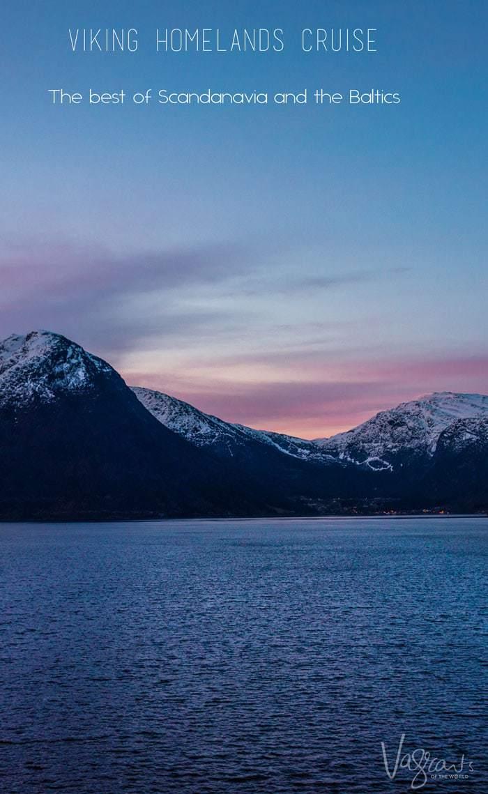 Viking Homelands Cruise - Eidfjord Norway