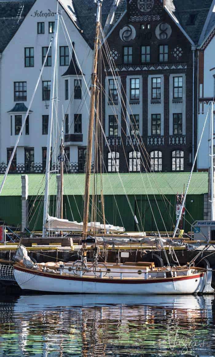 Viking Homelands Cruise - Bergen Norway