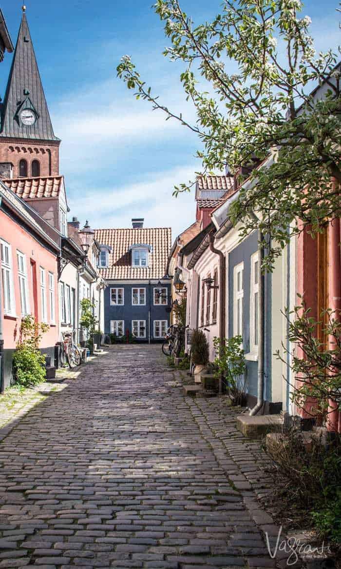 Viking Homelands Cruise - Alborg Denmark