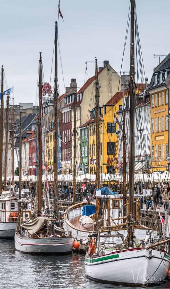 Viking Homelands Cruise - Copenhagen Denmark