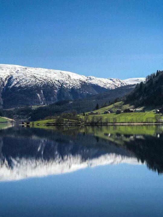 Viking Homelands Cruise Review - Eidfjord Norway