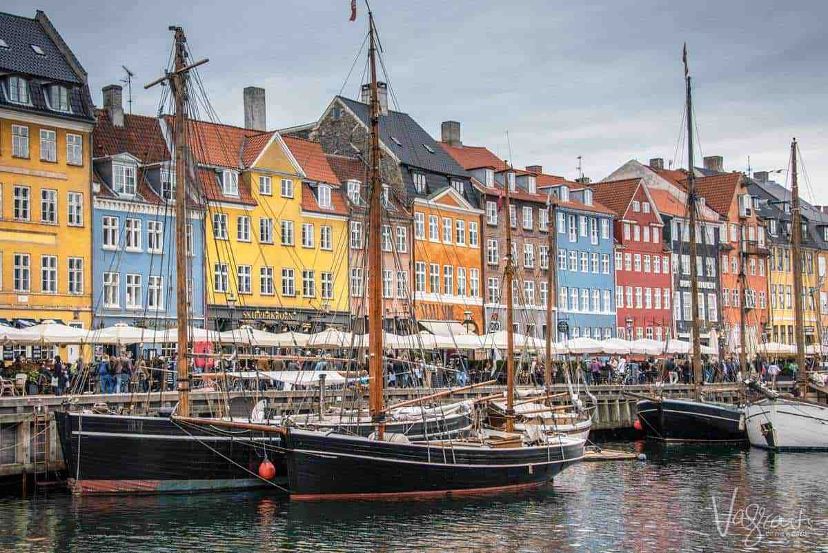 Viking Homelands Cruise - Copenhagen Denmark