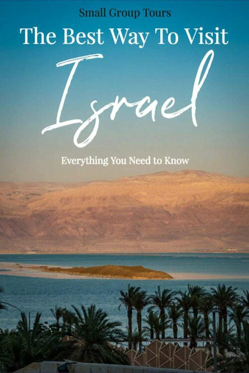 Best Way to travel Israel | Israel Travel Guide | Guided Tour of Israel #israel #travel