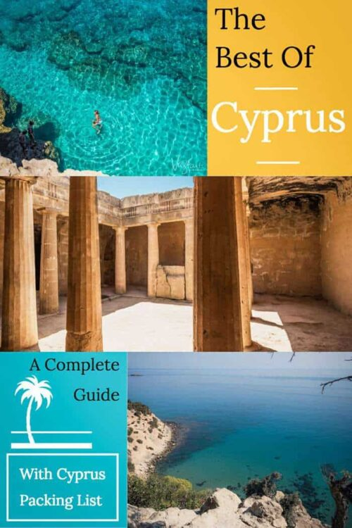 Discover the best things to do in Cyprus beyond the resorts. From the best beaches to the most beautiful places in Cyprus, we have covered the very best of Cyprus #cyprus #Mediterranean #island #travel