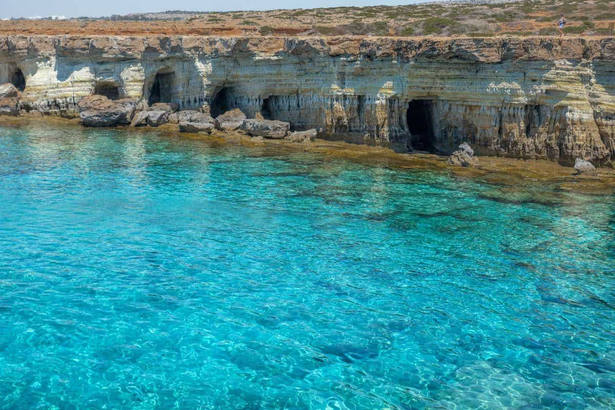 The Best of Cyprus - Cape Greco Sea Caves