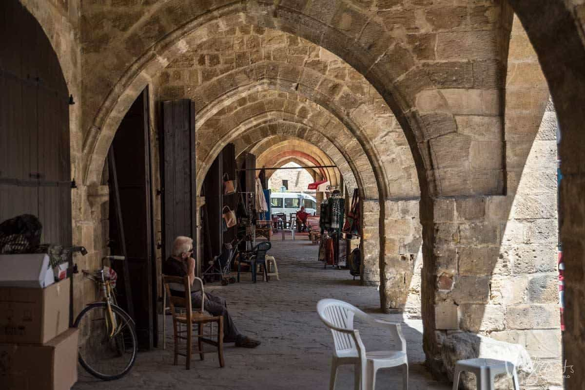 The Turkish Side of Nicosia -Crossing The Border in Cyprus