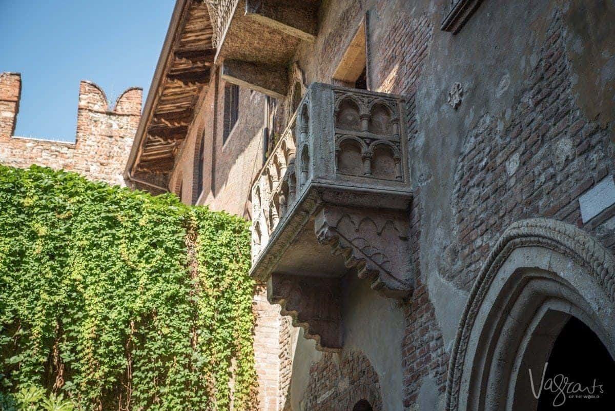 Verona-Juliet's Balcony