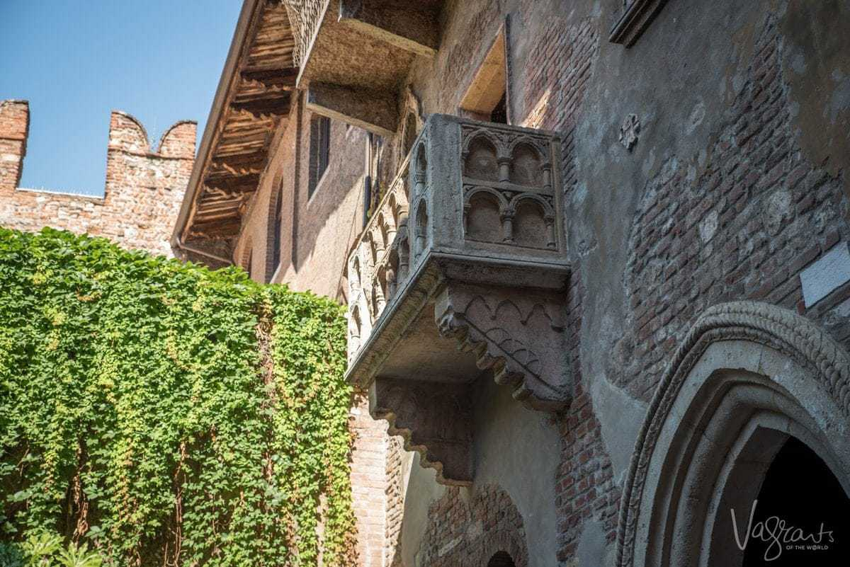 5 Days in Venice -Verona-Juliet's Balcony