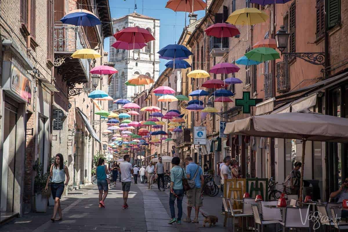 5 days in Venice - Ferrara