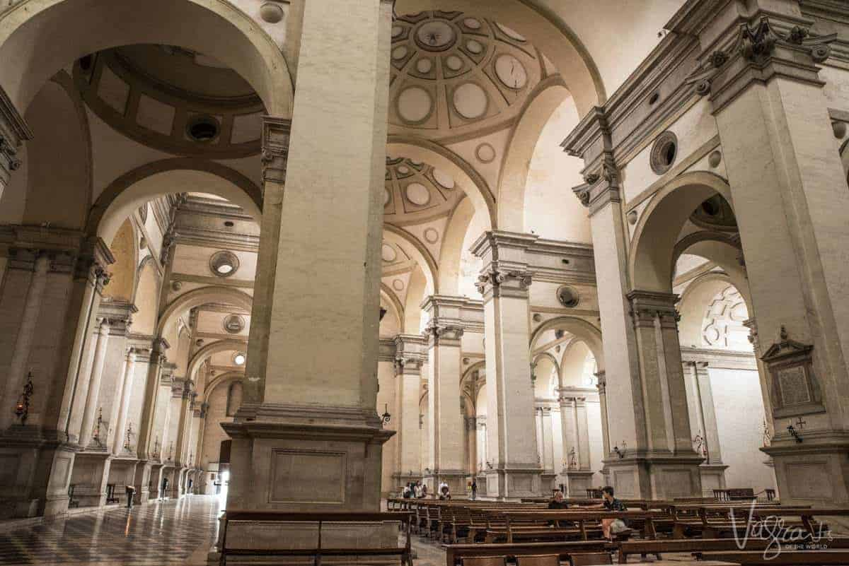 5 days in Venice - Padua- Abbey of Santa Giustina