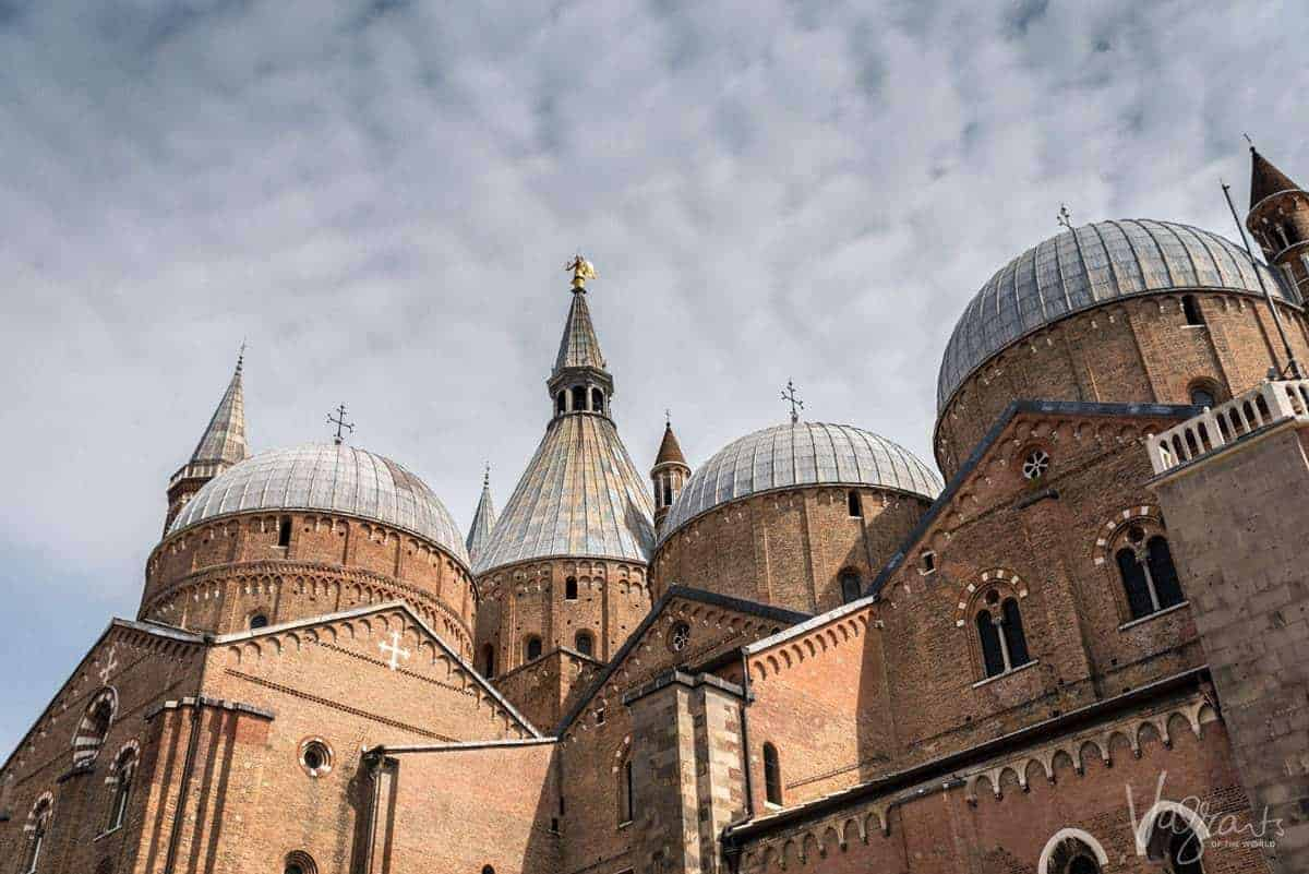 5 days in Venice - Padua Basilica of St Anthony
