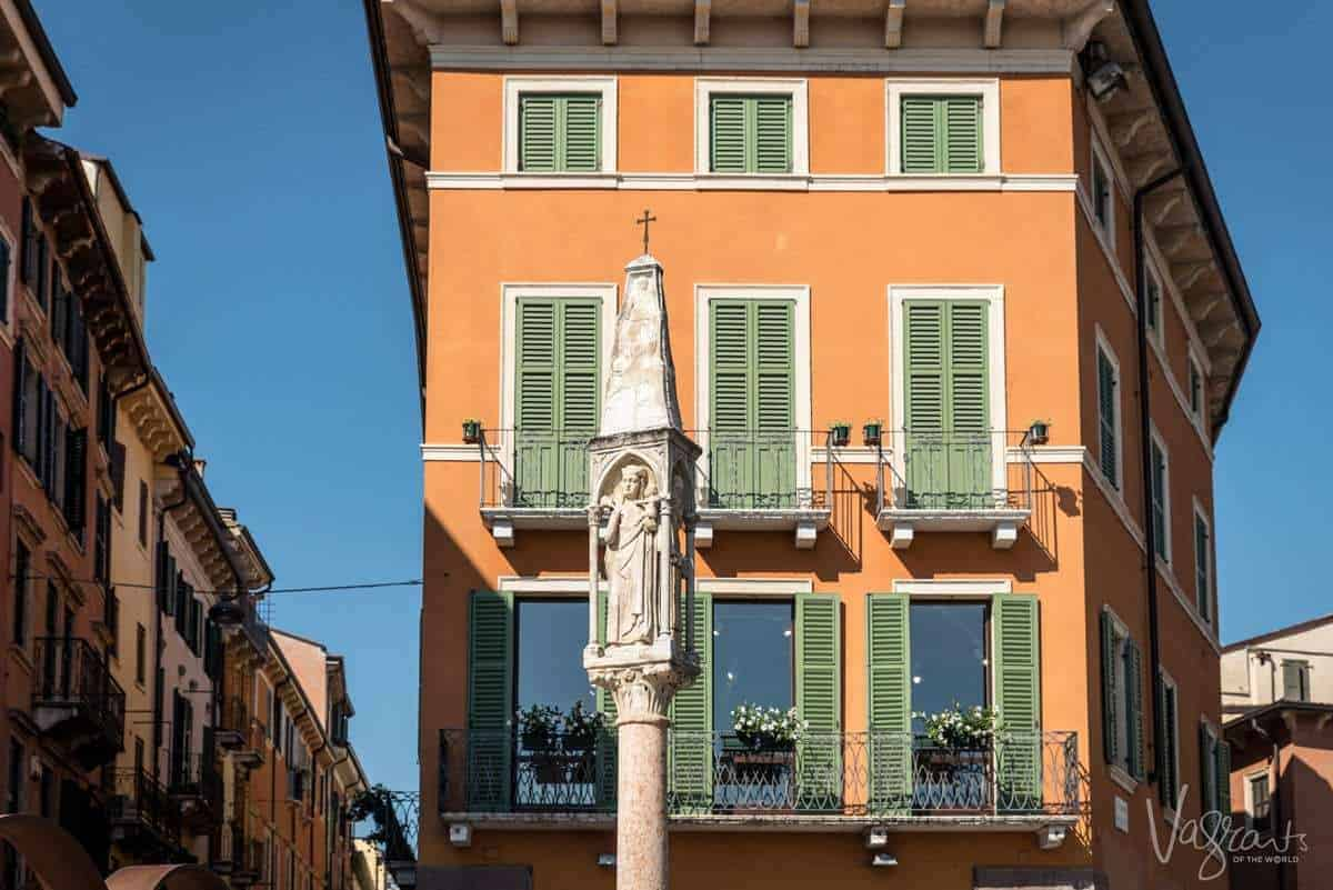 Verona - Part of a five day Venice itinerary