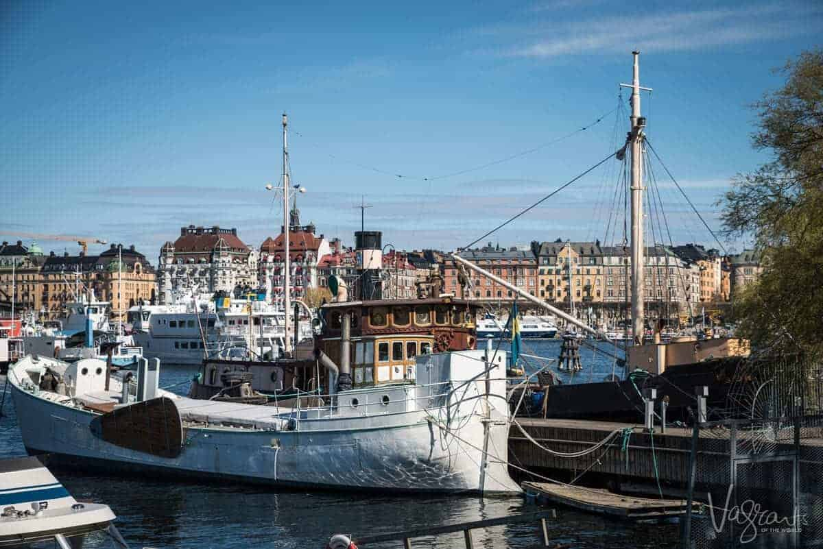 Stokholm Sweden Viking Homelands cruise