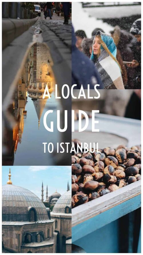 Want to experience the best of Istanbul like a local? A private tour with an Istanbul Local Guide will show you the best things to see in Istanbul as well as where the locals eat, shop, drink, explore and relax. #istanbul #trukey #traveltips