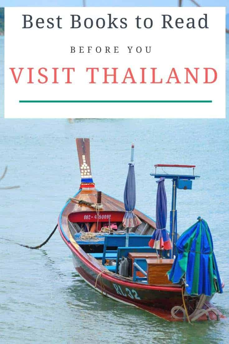 What better way to get inspired for an upcoming trip than to indulge in some local literature. These eight books about Thailand will make a great introduction to the Land of Smiles.