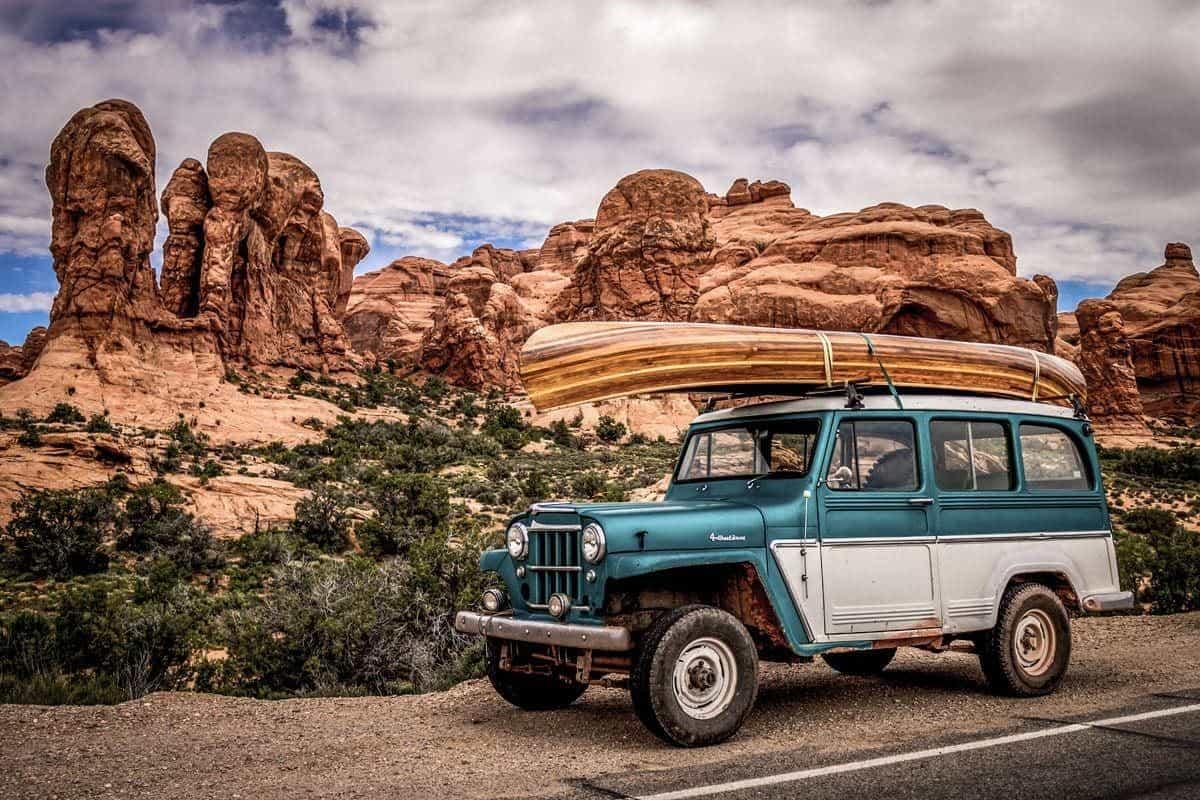 Weekend Getaway in Utah