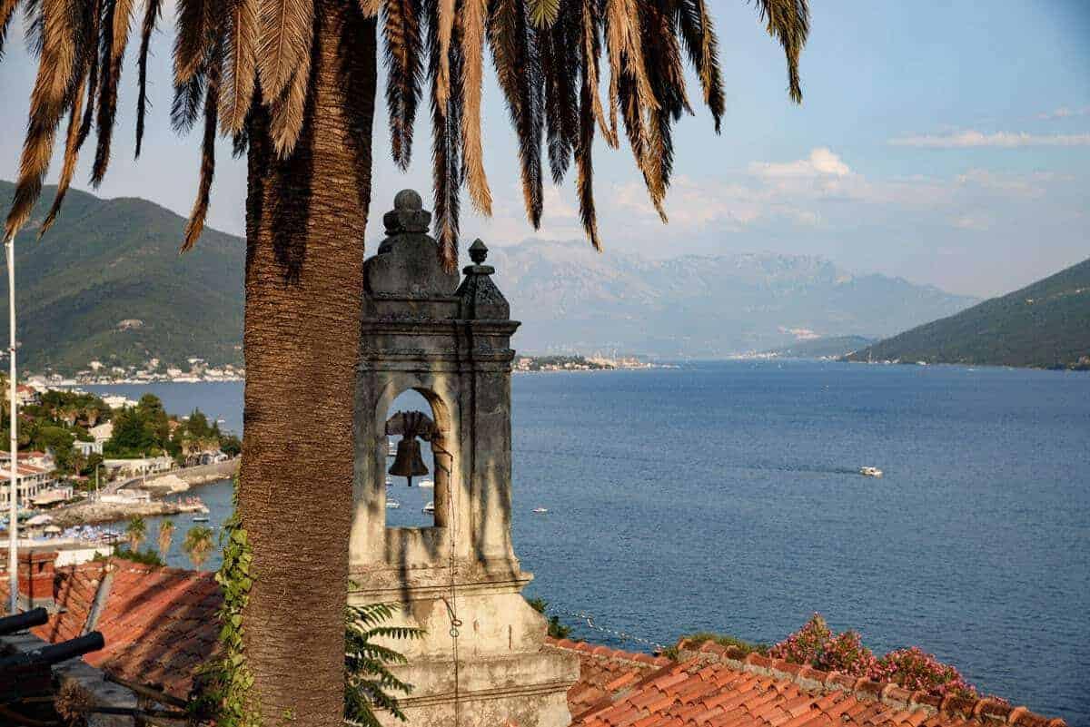 Herceg Novi Old Town Montenegro