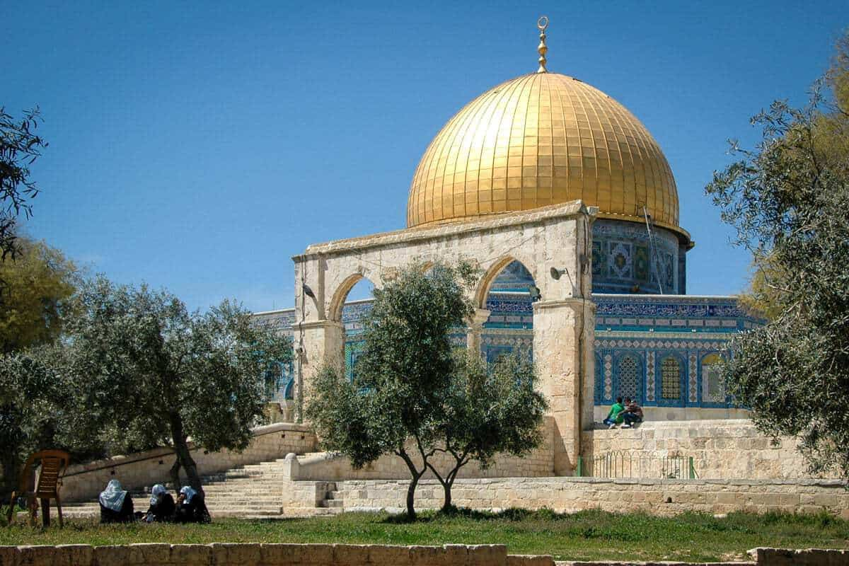 Temple Mount - Things to do in Israel
