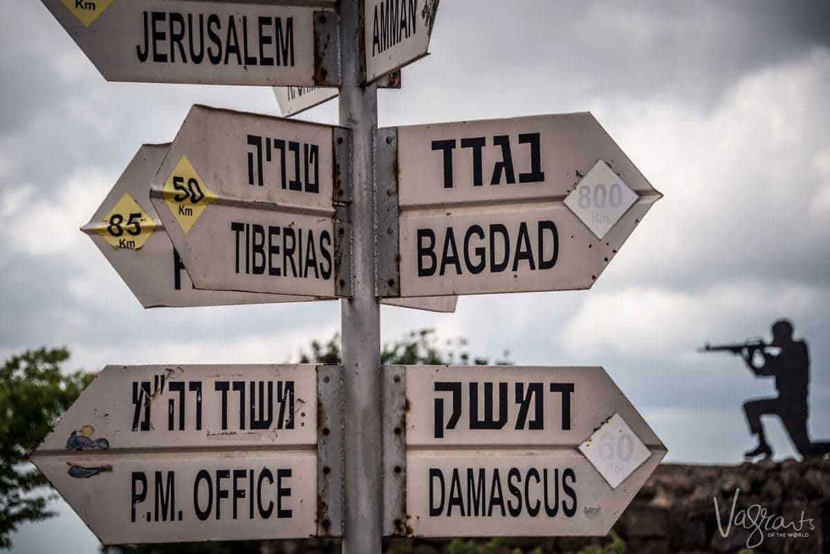 Golan Heights Israel