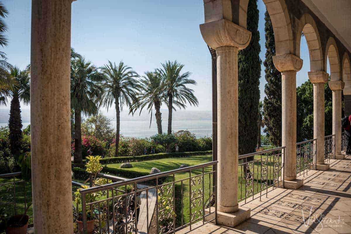Mount of the Beatitudes Israel