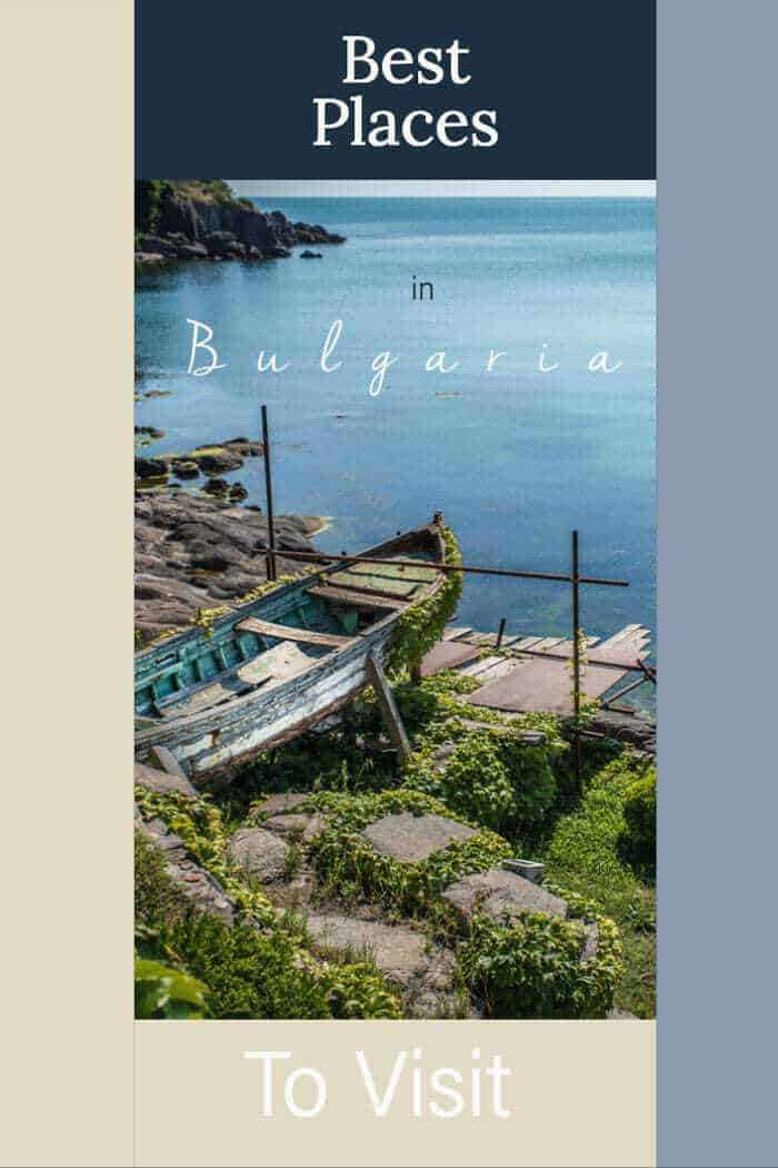 Want to know the best places to visit in Bulgaria? Start with these places that offer some of the best things to do in Bulgaria. #bulgaria #traveltips #europe #easterneurope