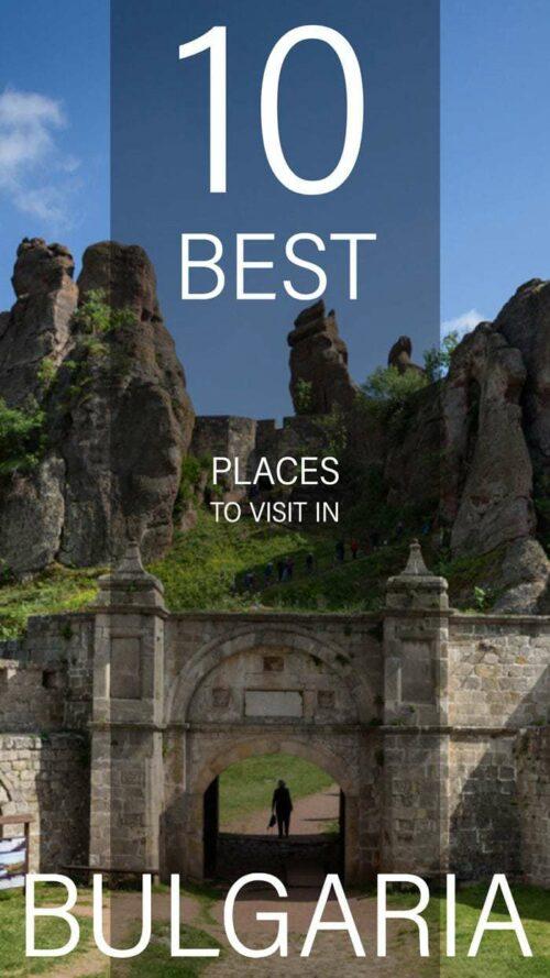 10 best things to do in Bulgaria #travel #bulgaria #europe