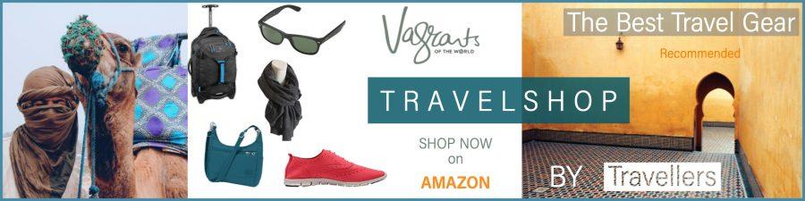 Amazon Travel Shop Morocco