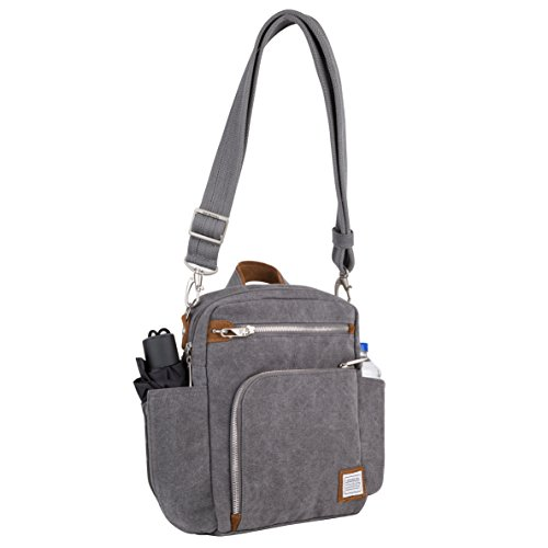 Travelon Anti-theft Unisex Crossbody Bag