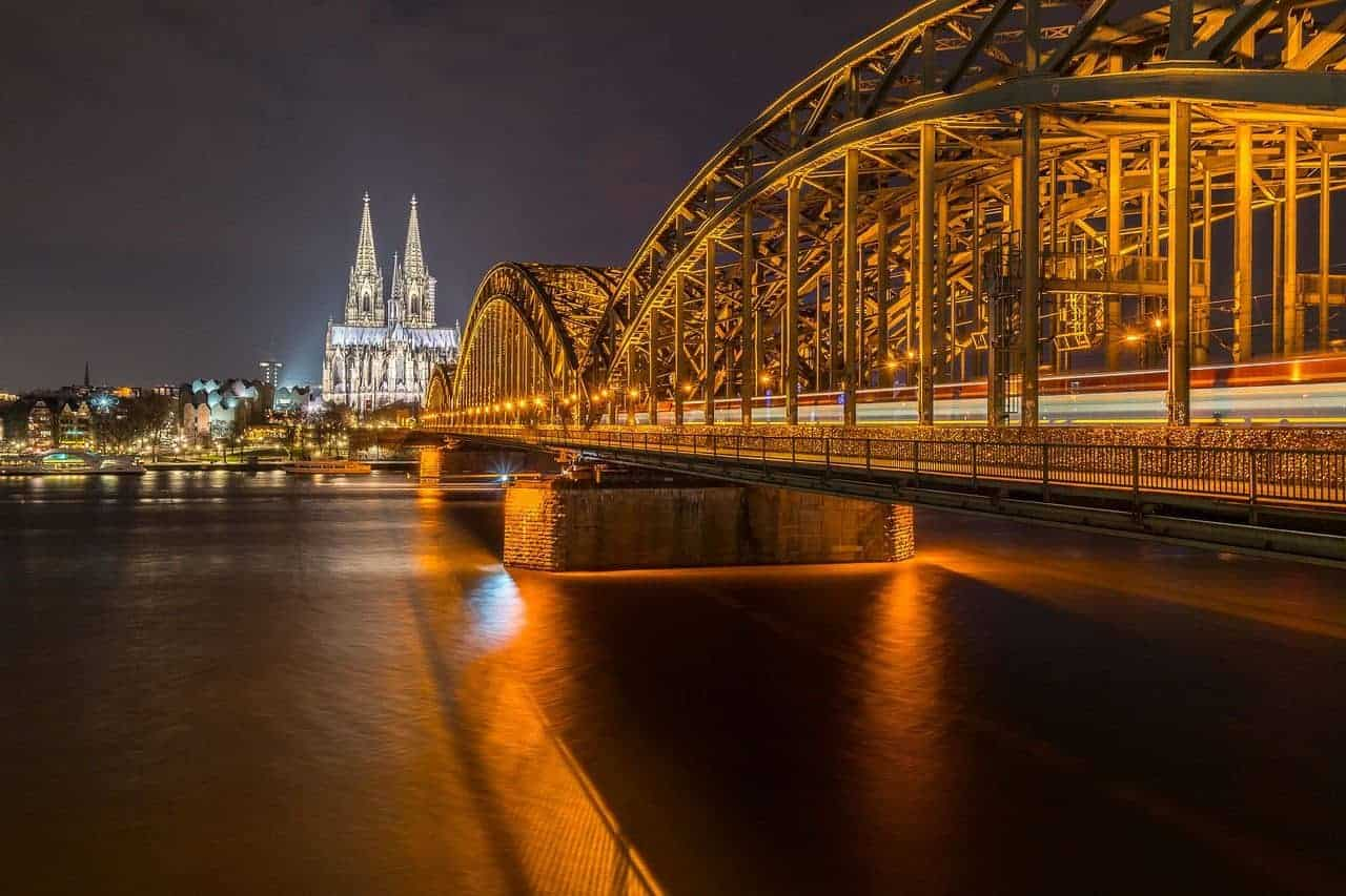 Most scenic river cruises in Europe - Cologne