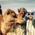 Packing List for Morocco - Travellers on a camel