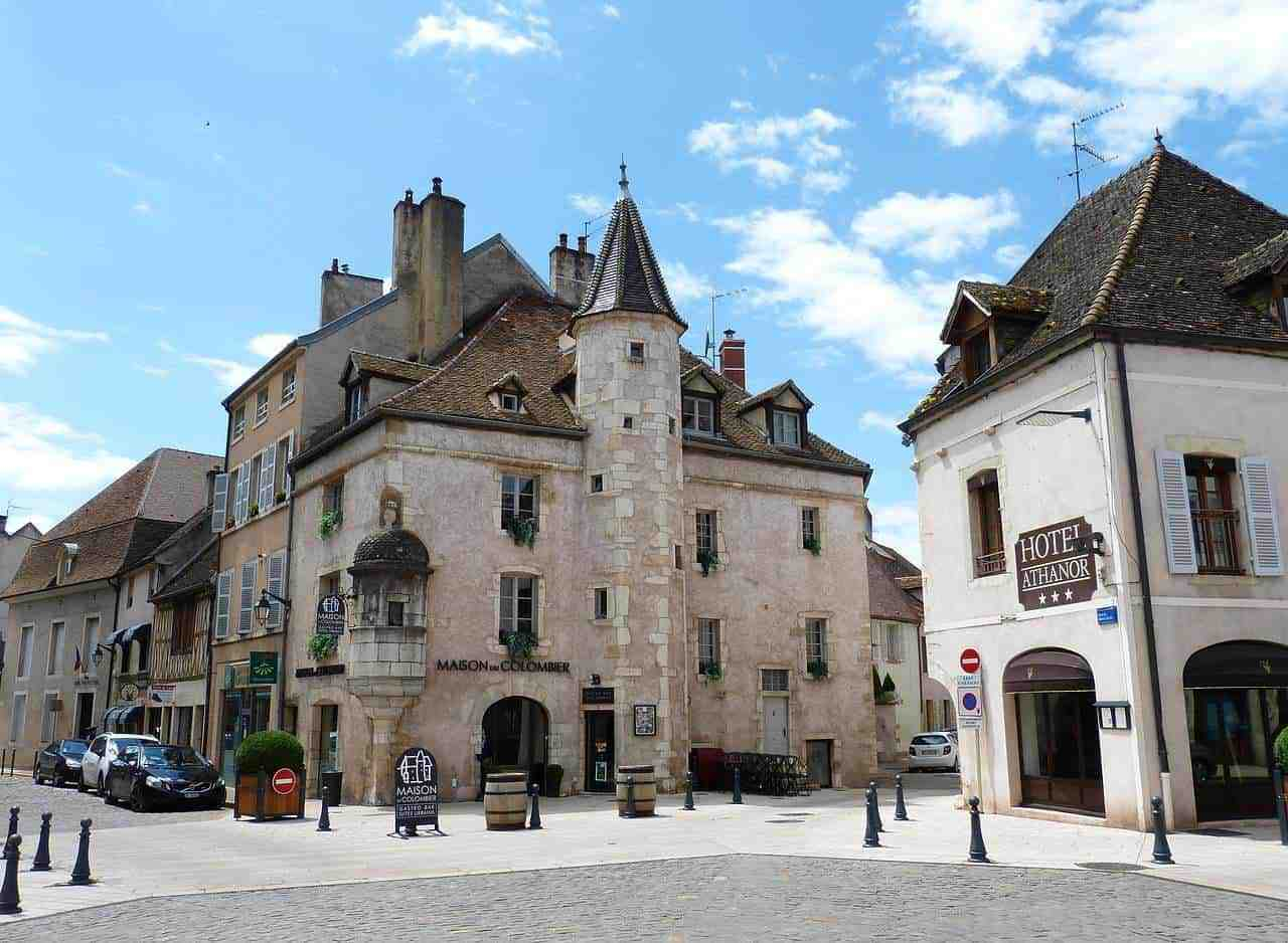 Most scenic river cruises in Europe - Beaune