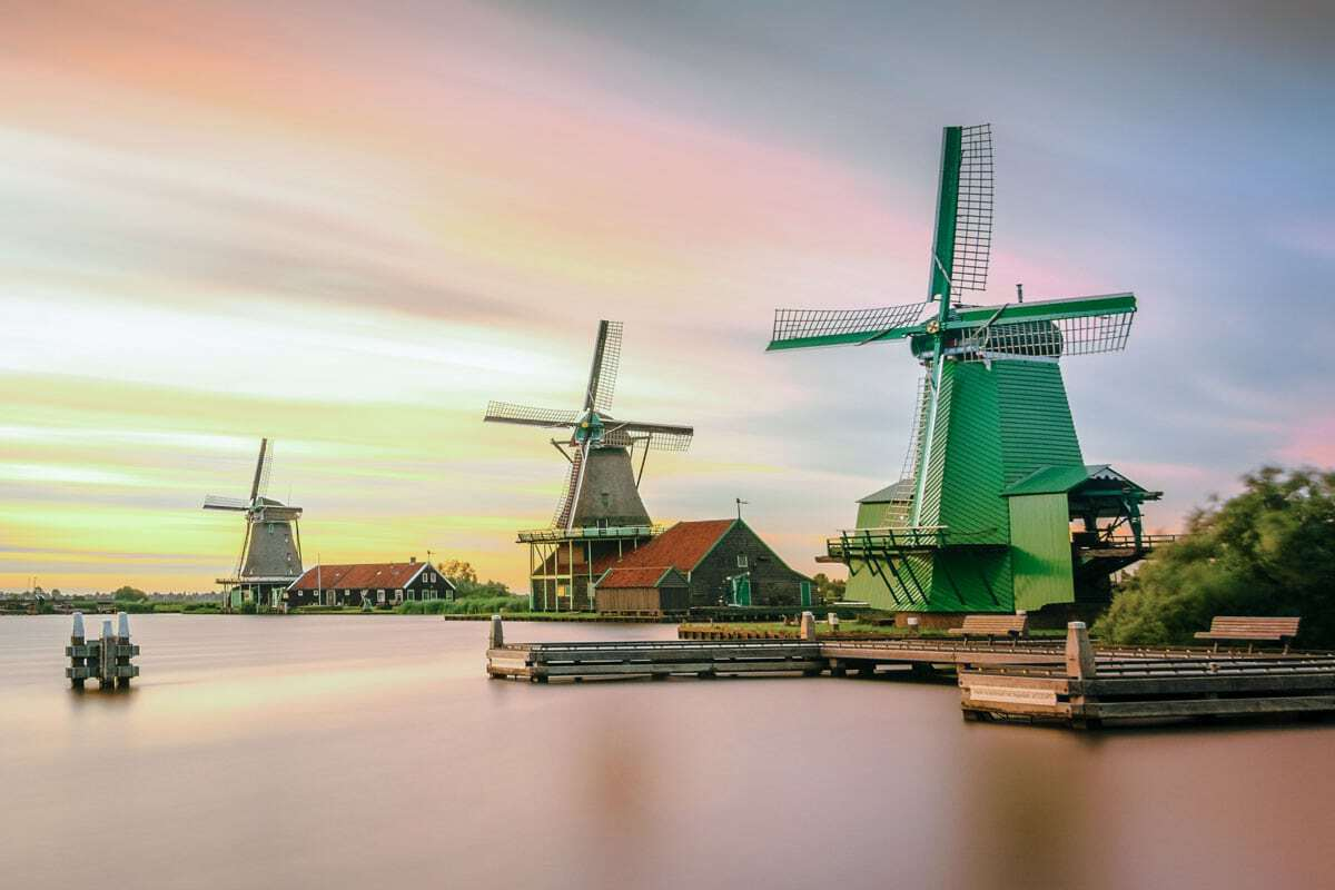 Scenic river cruises in Europe - Holland