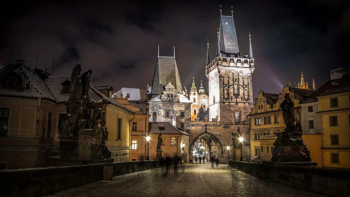 Scenic River Cruises in Europe - Prague