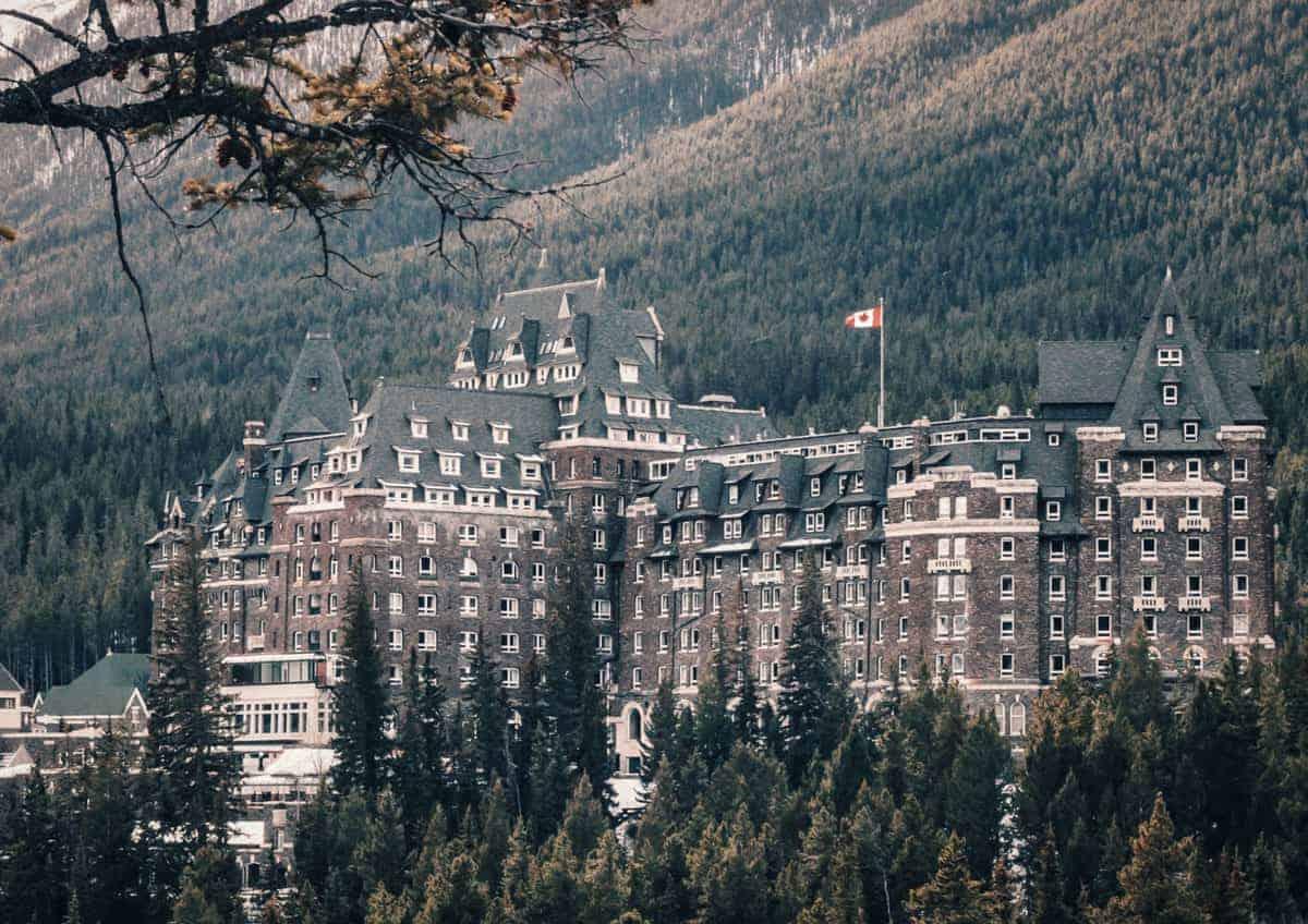 Fairmont Hotel Banff Canada