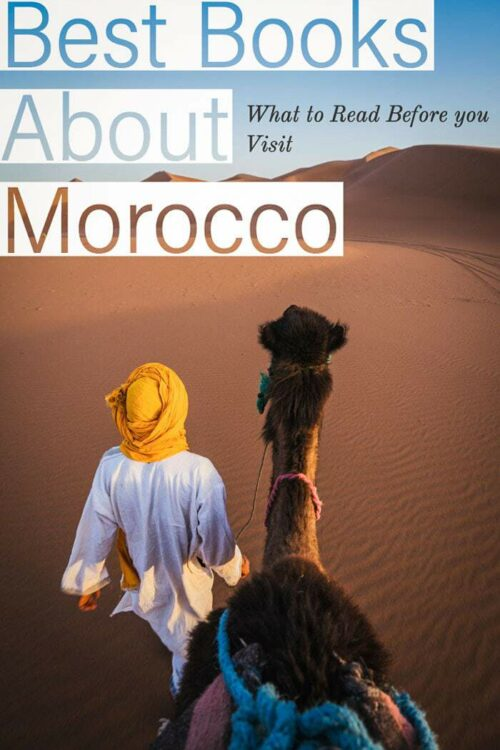 The best books about Morocco. Essential Morocco reading list and travel guides. #morocco #travelguides #traveltips